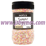 Noels Sugar Strands 540g x1
