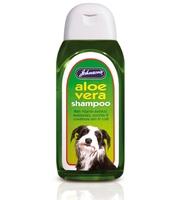 Johnson's Aloe Vera Shampoo 200ml x 6