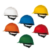 SAFETY WORK HELMET YELLOW WHITE BLUE RED