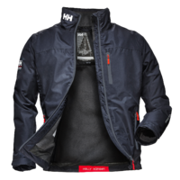 Helly Hansen Evening Blue Crew Mid Layer Jacket