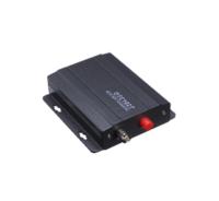 IC Realtime 1 Channel HDCVI Optical Fiber Transceiver