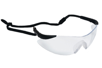 Atlas Safety Glasses Clear C/W Flexicord