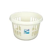 WHAM Round Laundry Basket Calico