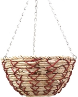 "Alexander Hanging Basket Round 12"""
