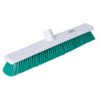 HYGIENE BRUSH HEAD 45cm GREEN