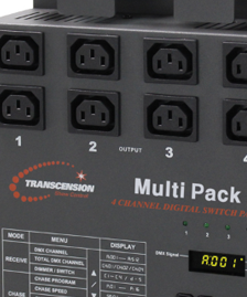 Dimmers & Switch Packs