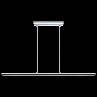 EGLO Terrus Polished Chrome 18w LED Pendant | LV1902.0088