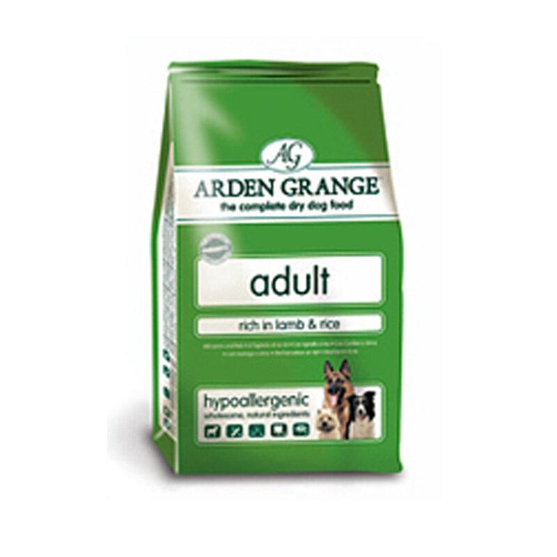 Arden Grange Lamb & Rice Adult Dog Food 2kg