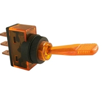 2 Way Flick Switch (Amber | Blue | Green | Red Available)