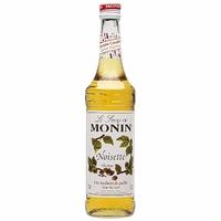 Hazlenut Coffee Syrup (Monin) Glass Bottle 1x70cl