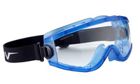 Univet 619 Clear Anti-scratch, Anti-fog goggles