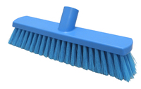 B1876B HYGIENE 280MM FLOOR BRUSH POLYPROP BLUE