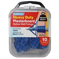 PLASPLUG H.D PLASTERBOARD PLUGS