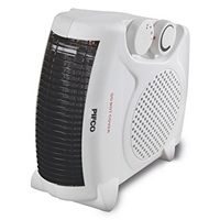 WARMLITE 2KW FAN HEATER WITH THERMOSTAT