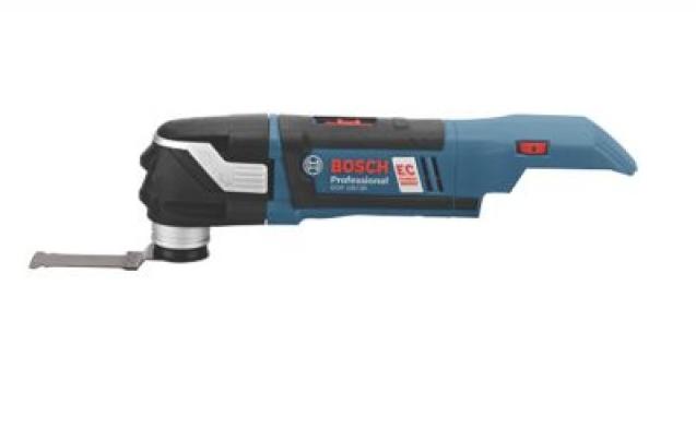 Bosch GOP18VECN 18V Brushless Oscillating Multi Tool Bare Unit