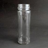 115ml Cylindrical Jar. (Tray of 60)