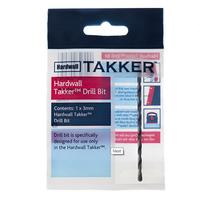 Hardwall Takker Drill Bit