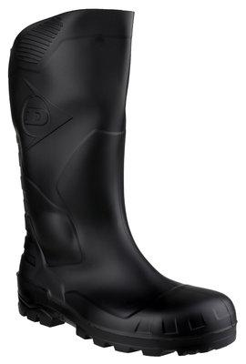 Dunlop Devon S5 Steel Toe & Midsole Full Safety Wellies