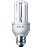 PHILIPS  CFL STICK 11W WW ES 660 LN 55 WATT