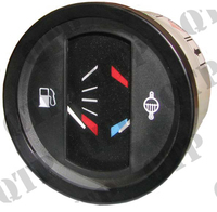 Fuel & Water Temperature Gauge