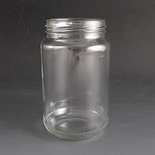 375ml Round Glass Jar