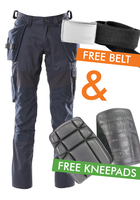 Mascot Trousers with kneepad pockets and holster pockets Long Length