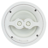 "TruAudio 8"" Ghost 6.5"" Dual Voice Ceiling Spe"
