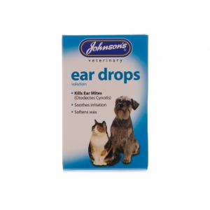 JVP Ear Drops 6 x 15ml