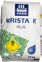 Krista K Plus Potassium Nitrate Fertiliser 25kg