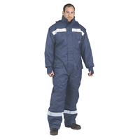 Portwest Cold-Store Coverall Navy