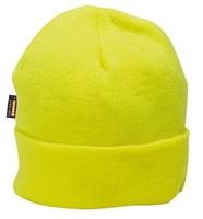HI-VIS Insulatex Acrylic Beanie Yellow