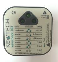Kewtech SOK22 103 Mains Wiring Tester