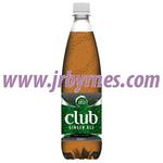 850 Club Ginger Ale x12