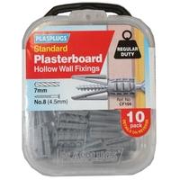 PLASPLUG PLASTERBOARD PLUGS