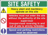 Construction Sign CONS0016-0130