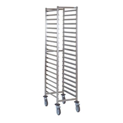 Gastronorm 1/1 Container Trolley S/S 20 Tier