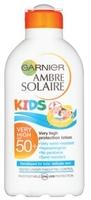 Garnier Ambre Solaire Kids Milk Spf50 200ml
