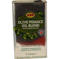 Olive Oil  Pomace KTC (Tin)-(1x5lt)