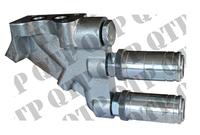 Hyd Push-Pull Coupling Manifold