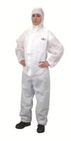 ProSafe 1 Coverall White Med