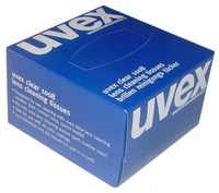 UVEX Disposable Lens Cleaning Tissues
