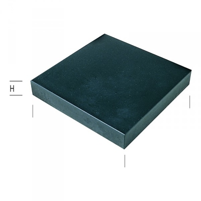 Surface Plate Black Granite Marbled 630mm x 400mm x 80mm