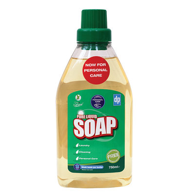 Liquid Soap 750ml (formerly Soap Flakes)