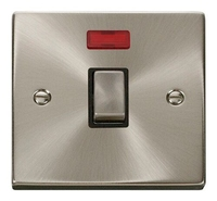 20A DP 'Igot' Switch with Neon without Flex Outlet
