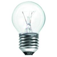 TOUGH LAMP - GOLF BALL 45MM   240/50V 40WATT ES/E27 CLEAR
