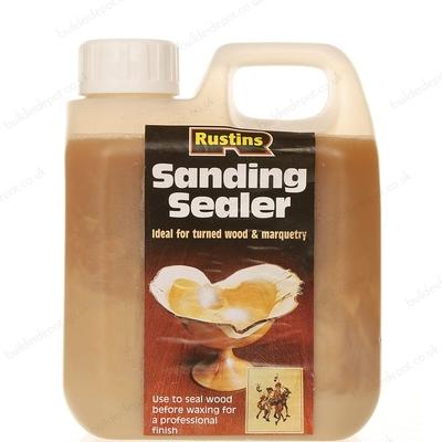RUSTINS SHELLAC SANDING SEALER 1LTR