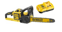 DEWALT DCM575X1 54V XR FLEXVOLT CHAINSAW C/W 1x 9.0Ah BATTERY & CHARGER (DeWALT Special Discount Price)