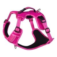 Rogz Explore Harness - Medium Pink x 1