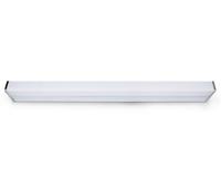 POLISHED CHROME T5 21w IP44 BATHROOM WALL LIGHT | LV1202.0116