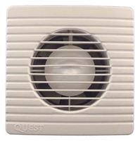 QUEST 4'' EXTRACTOR FAN WITH TIMER